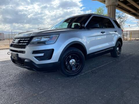 2016 Ford Explorer for sale at MT Motor Group LLC in Phoenix AZ