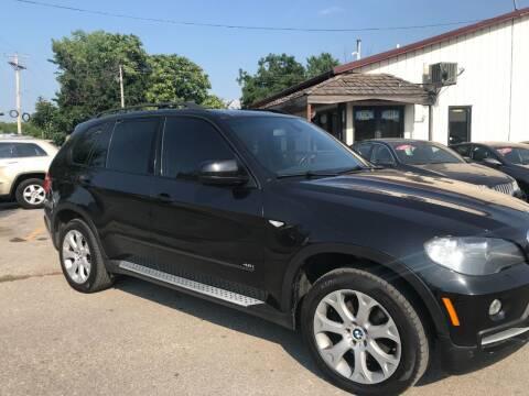 2007 BMW X5 for sale at El Rancho Auto Sales in Des Moines IA