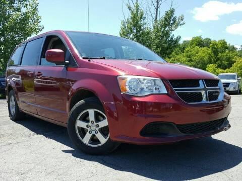 2011 Dodge Grand Caravan for sale at GLOVECARS.COM LLC in Johnstown NY