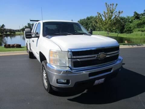 2011 Chevrolet Silverado 2500HD for sale at Oklahoma Trucks Direct in Norman OK