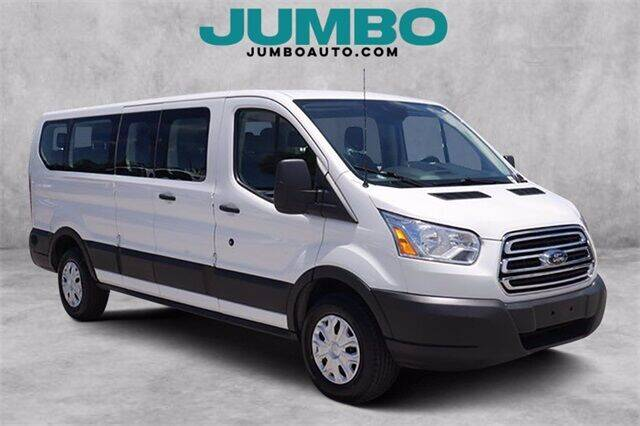 2018 Ford Transit Passenger for sale at Jumbo Auto & Truck Plaza in Hollywood FL