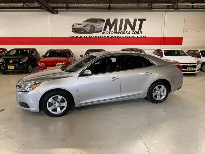 2015 Chevrolet Malibu for sale at MINT MOTORWORKS in Addison IL