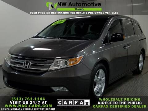2012 Honda Odyssey for sale at NW Automotive Group in Cincinnati OH