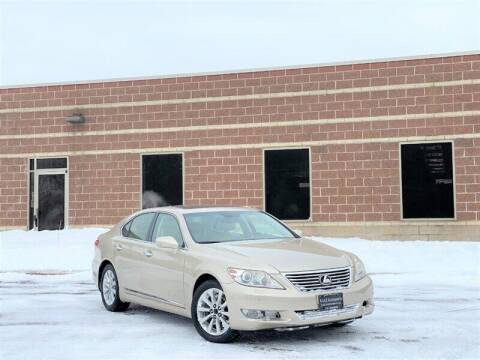 2010 Lexus LS 460 for sale at A To Z Autosports LLC in Madison WI