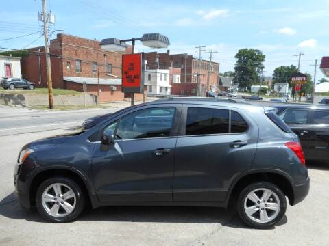2016 Chevrolet Trax for sale at River City Auto Center LLC in Chester IL