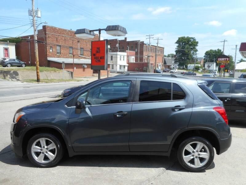 2016 Chevrolet Trax for sale at River City Auto Center LLC in Chester IL