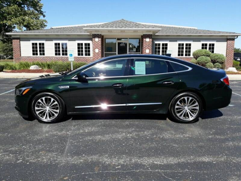 2017 Buick LaCrosse for sale at Pierce Automotive, Inc. in Antwerp OH