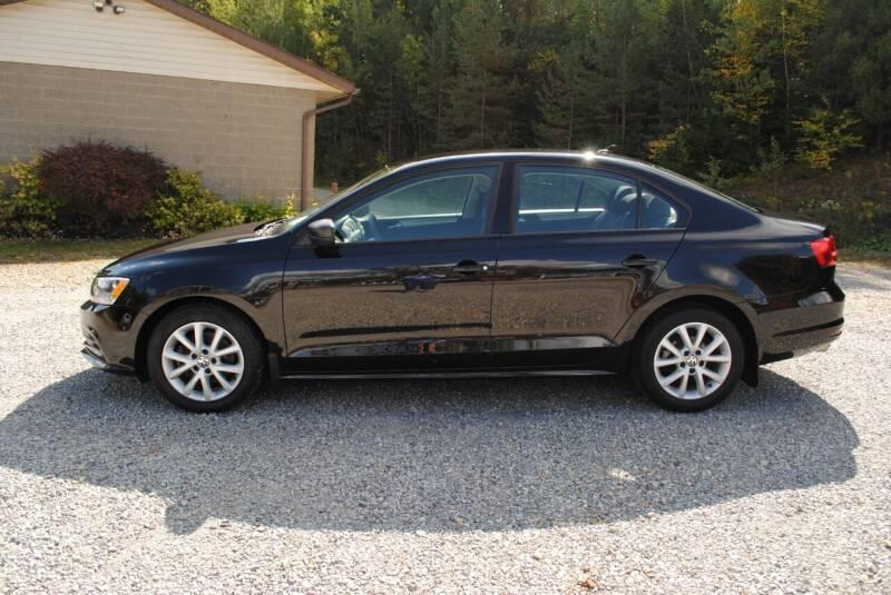 2015 Volkswagen Jetta for sale at Alverda Sales and Service in Alverda PA