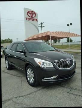 2013 Buick Enclave for sale at Quality Toyota in Independence KS