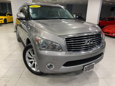 2013 Infiniti QX56 for sale at Auto Mall of Springfield in Springfield IL
