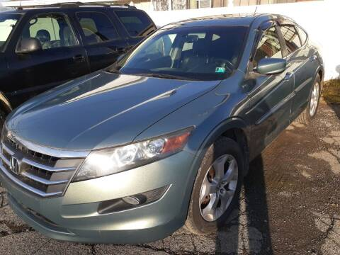 2011 Honda Accord Crosstour for sale at QUICK WAY AUTO SALES in Bradford PA