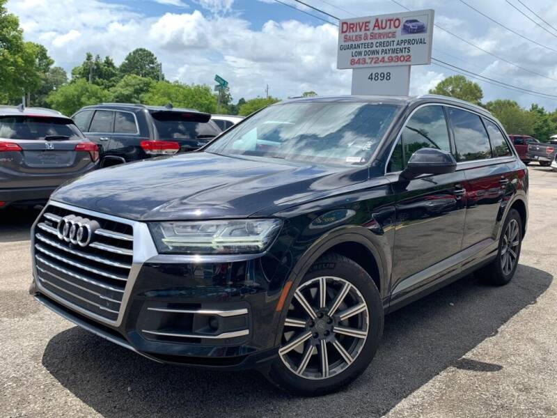 2017 Audi Q7 for sale at Drive Auto Sales & Service, LLC. in North Charleston SC