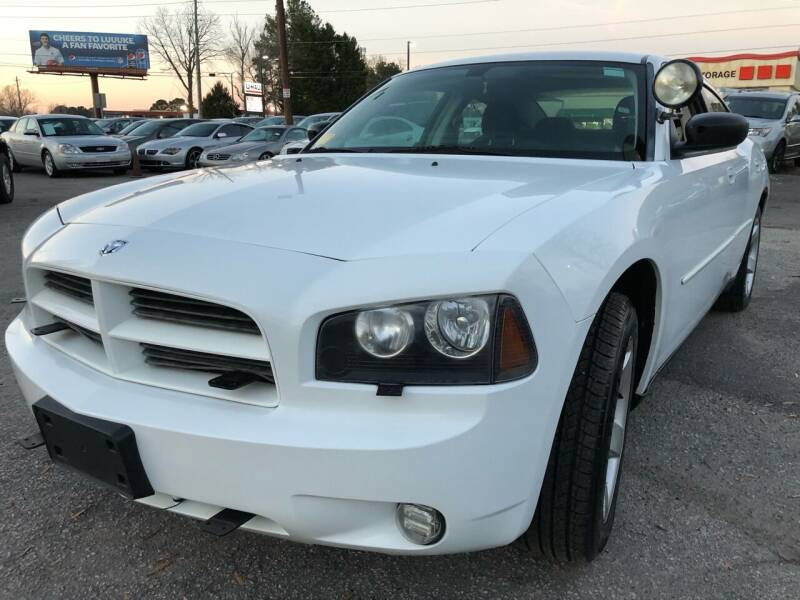 2010 Dodge Charger for sale at Atlantic Auto Sales in Garner NC