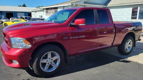 2012 RAM Ram Pickup 1500 for sale at JR Auto in Brookings SD