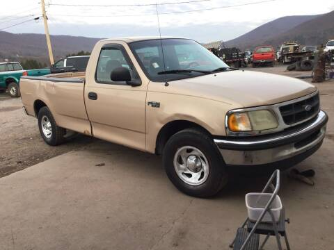 1997 Ford F-150 for sale at Troys Auto Sales in Dornsife PA