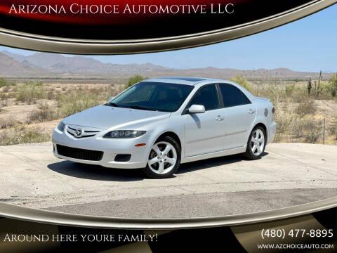 2008 Mazda MAZDA6 for sale at Arizona Choice Automotive LLC in Mesa AZ