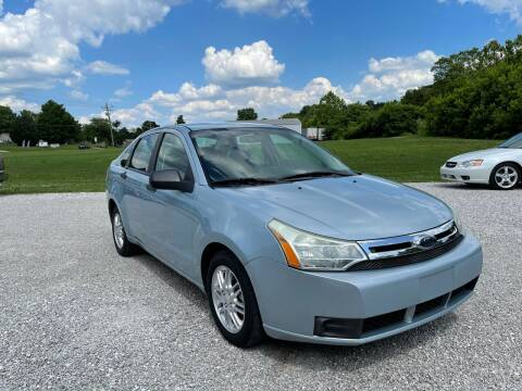 2009 Ford Focus for sale at 64 Auto Sales in Georgetown IN