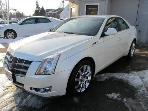 2009 Cadillac CTS for sale at St. Mary Auto Sales in Hilliard OH