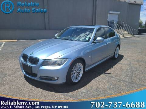 2009 BMW 3 Series for sale at Reliable Auto Sales in Las Vegas NV
