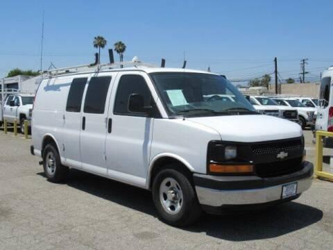 2008 Chevrolet Express Cargo for sale at Atlantis Auto Sales in La Puente CA