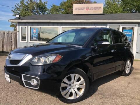 2010 Acura RDX for sale at Star Cars LLC in Glen Burnie MD