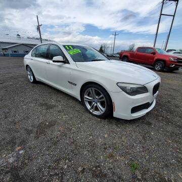 2011 BMW 7 Series for sale at ALL WHEELS DRIVEN in Wellsboro PA