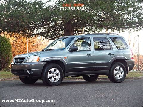 2004 Mazda Tribute for sale at M2 Auto Group Llc. EAST BRUNSWICK in East Brunswick NJ