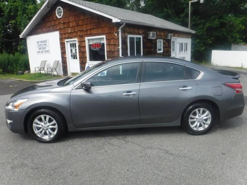 2015 Nissan Altima for sale at Trade Zone Auto Sales in Hampton NJ