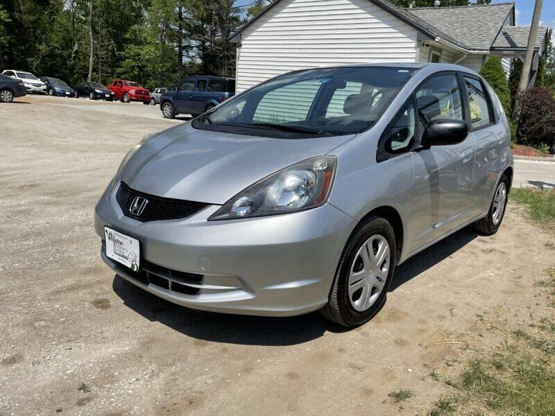 2011 Honda Fit for sale at Williston Economy Motors in Williston VT