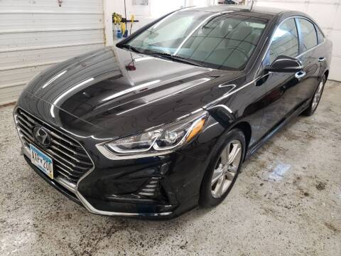 2018 Hyundai Sonata for sale at Jem Auto Sales in Anoka MN