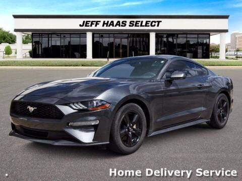 2018 Ford Mustang for sale at JEFF HAAS MAZDA in Houston TX