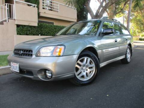 2003 Subaru Outback for sale at Valley Coach Co Sales & Lsng in Van Nuys CA