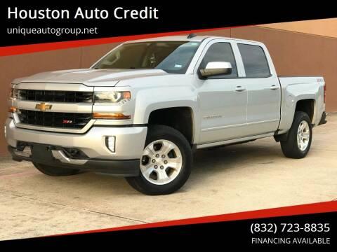 2016 Chevrolet Silverado 1500 for sale at Houston Auto Credit in Houston TX
