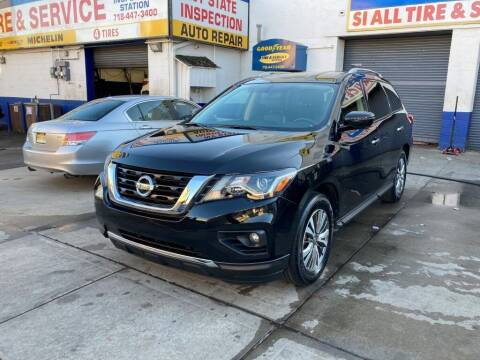 2019 Nissan Pathfinder for sale at US Auto Network in Staten Island NY