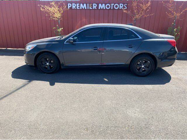 2016 Chevrolet Malibu Limited for sale at PREMIERMOTORS  INC. in Milton Freewater OR