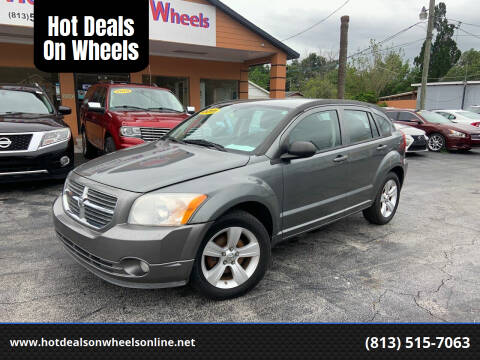 2011 Dodge Caliber for sale at Hot Deals On Wheels in Tampa FL