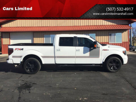 2013 Ford F-150 for sale at Cars Limited in Marshall MN