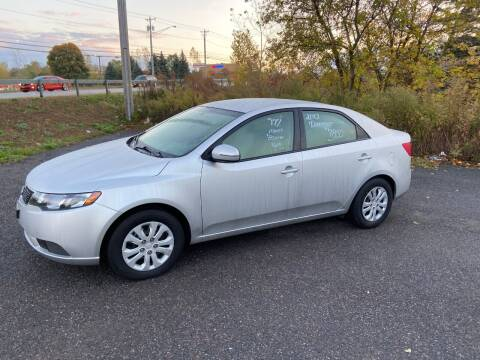 2012 Kia Forte for sale at Mark Regan Auto Sales in Oswego NY