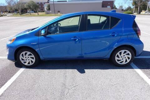 2015 Toyota Prius c for sale at Womack Auto Sales in Statesboro GA