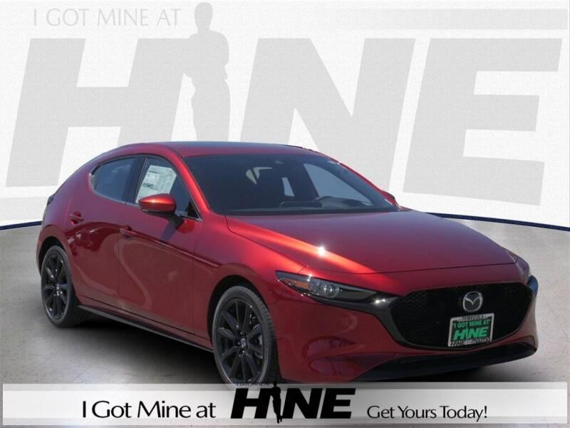 2021 Mazda Mazda3 Hatchback for sale in Temecula, CA