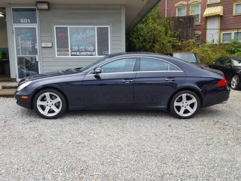 2006 Mercedes-Benz CLS for sale at BELAIR MOTORS in Akron OH