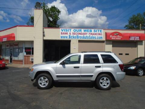 2006 Jeep Grand Cherokee for sale at Bickel Bros Auto Sales, Inc in Louisville KY