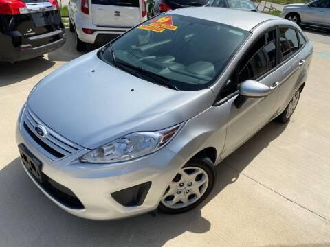 2013 Ford Fiesta for sale at Raj Motors Sales in Greenville TX