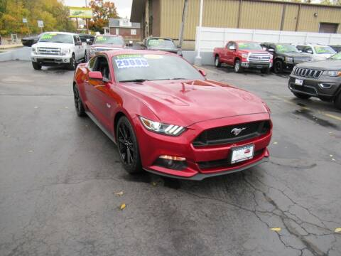2016 Ford Mustang for sale at Auto Land Inc in Crest Hill IL