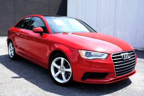 2015 Audi A3 for sale at CU Carfinders in Norcross GA