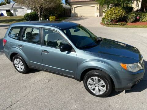 2009 Subaru Forester for sale at Exceed Auto Brokers in Pompano Beach FL