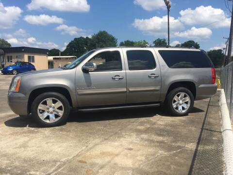 2008 GMC Yukon XL for sale at Bobby Lafleur Auto Sales in Lake Charles LA