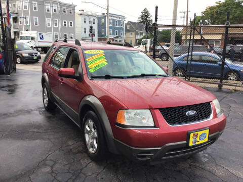 2007 Ford Freestyle for sale at Adams Street Motor Company LLC in Boston MA