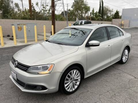 2011 Volkswagen Jetta for sale at Hunter's Auto Inc in North Hollywood CA
