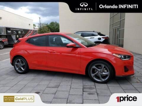 2019 Hyundai Veloster for sale at Orlando Infiniti in Orlando FL
